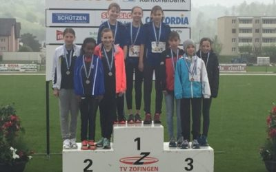 Kantonale Staffelmeisterschaften, Zofingen