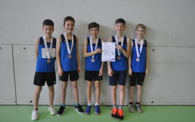 UBS Kids Cup Team, Regionalfinal in Mellingen