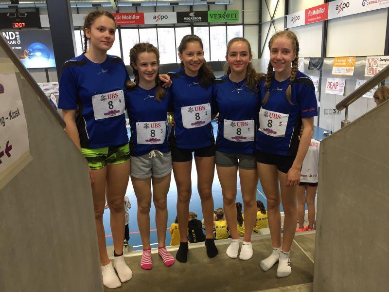 Regionalfinal UBS Kids Cup Team, Untersiggenthal