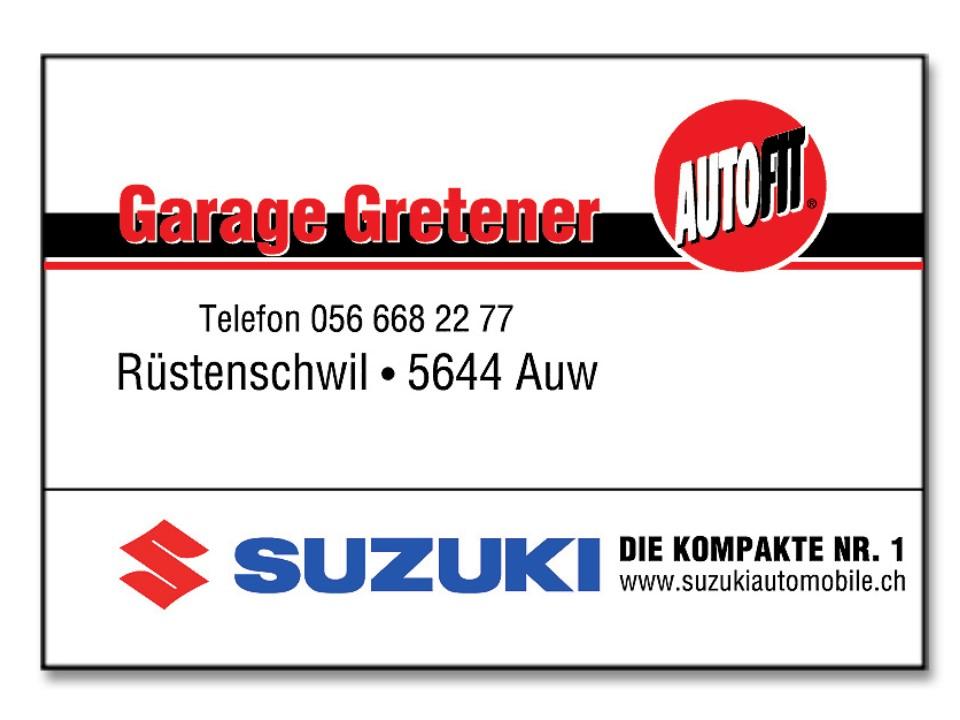 Garage Gretener AG