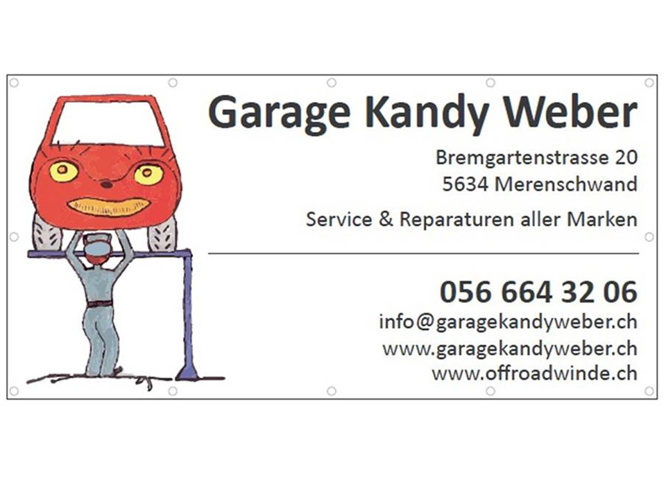 Garage Kandy Weber
