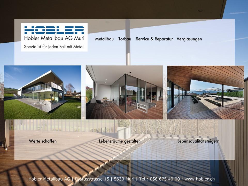 Hobler Metallbau AG