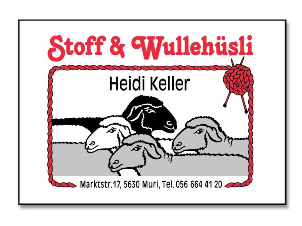 Stoff & Wullehüsli, Heidi Keller