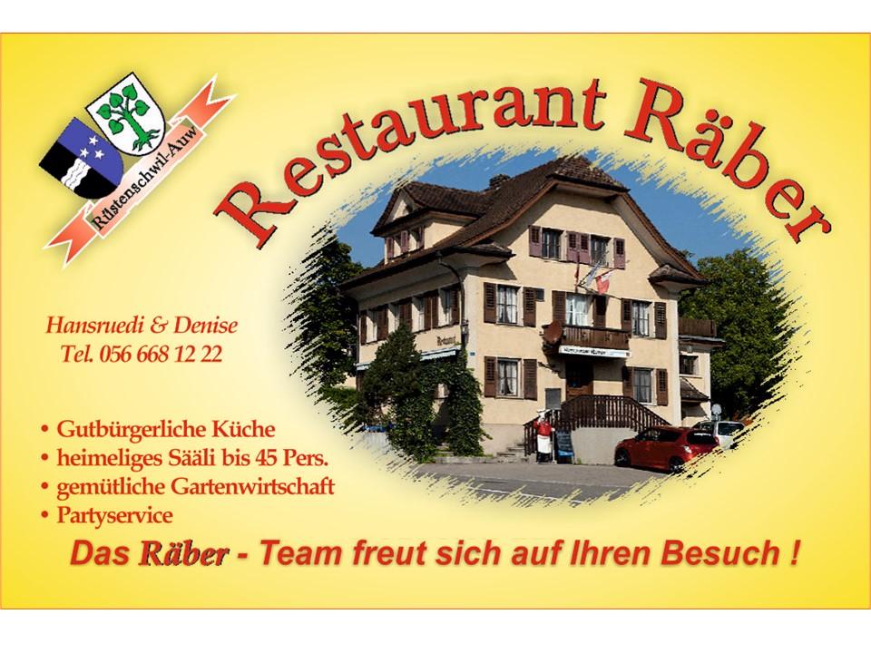 Restaurant Räber
