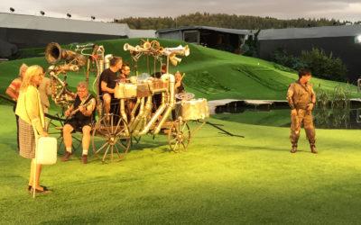 Theaterreise 2017: Karl's Kühne Gassenshow