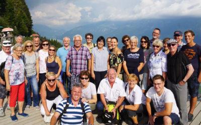 Jubiläumsausflug: 10 Jahre Theatergruppe (TGA) Auw