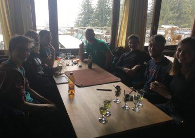 STV Auw Skiweekend 07