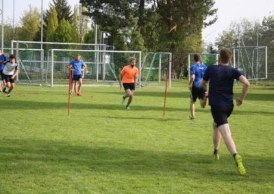 STV Auw Trainingsweekend 06