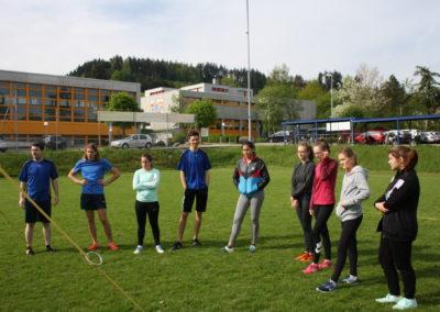 STV Auw Trainingsweekend 15