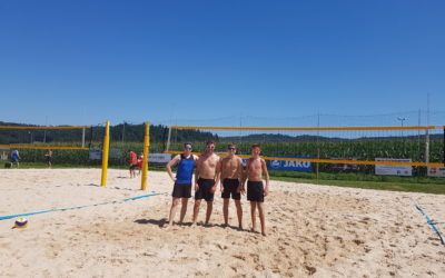 ATV Beachvolleyballturnier Seon