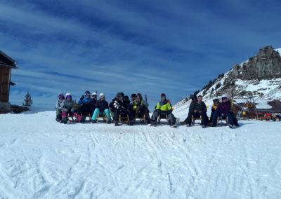 STV Auw 20200308_Skiweekend 02