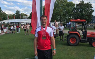 2x Bronze für Jan an der U23 SM